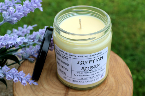 Egyptian Musk  8oz Soy Candle