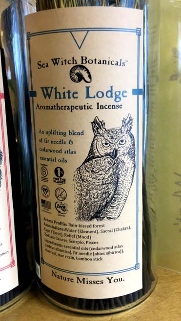 White Lodge Incense 10 sticks
