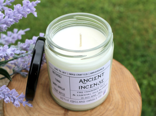 Ancient Incense 8oz Soy Candle