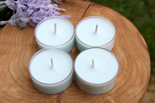 High Tide Soy Tealight Candles Set of Four