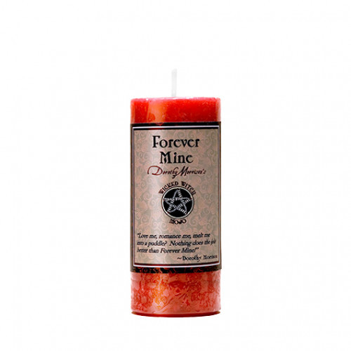 Dorothy Morrison FOREVER MINE  Wicked Witch Mojo Candle