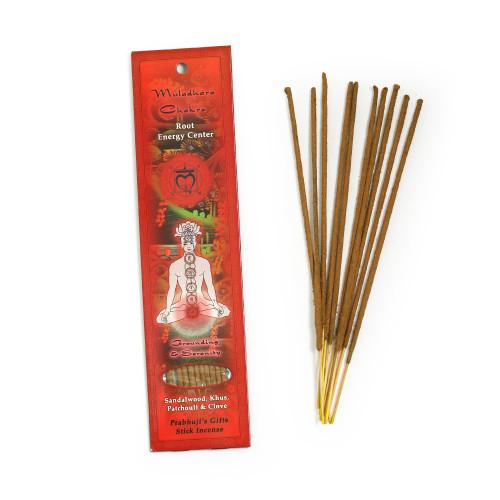 Root Chakra Incense - Grounding & Serenity