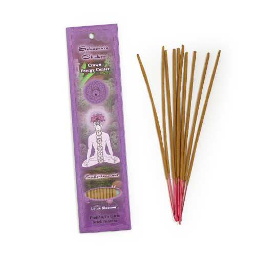 Crown Chakra Incense - Enlightenment