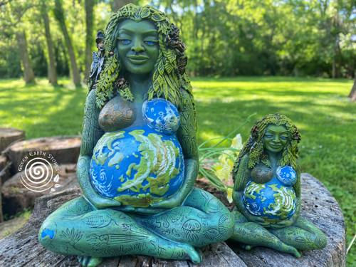 Millennial Gaia Statue SMALL