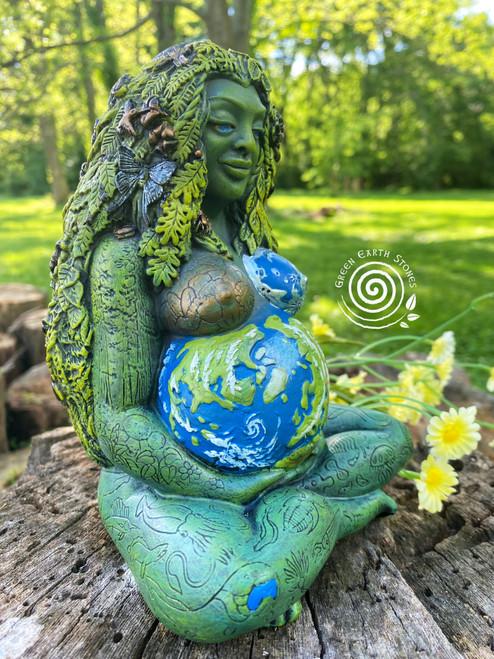 Millennial Gaia Statue MEDIUM