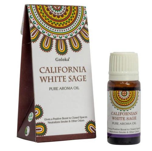 Goloka CALIFORNIA WHITE SAGE