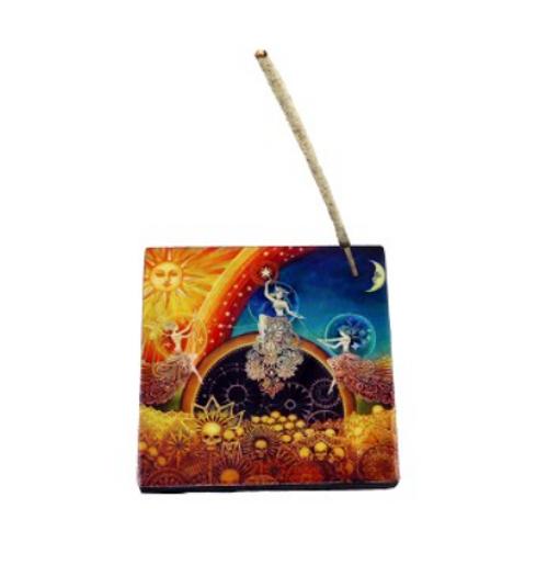 Celestial Incense Burner