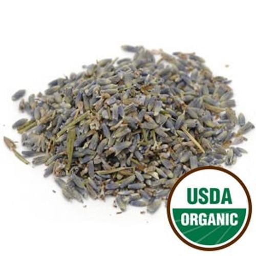 Lavender Flower SUPER Organic 1oz