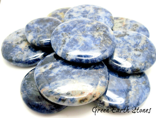 Sodalite  Palm Stone