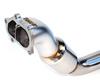 Invidia Downpipe Catted Divorced Wastegate For 2008-2014 WRX / 2008+ STI