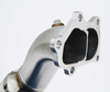 Invidia Downpipe Catted Divorced Wastegate w/ 2 Bungs For 2008-2014 WRX / 2008+ STI (HS08SW1DOC)