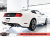 AWE Touring Catback Exhaust (Chrome Tips) For 18+ Ford Mustang GT - 3015-42102