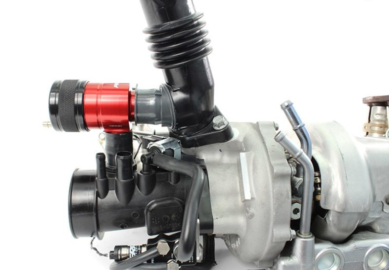 Perrin Blow Off Valve For 2015+ WRX (PSP-TAC-615RD)