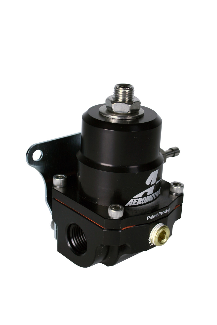 Aeromotive A1000 Adjustable EFI Regulator (2) -6 Inlet/-6 Return - 13138