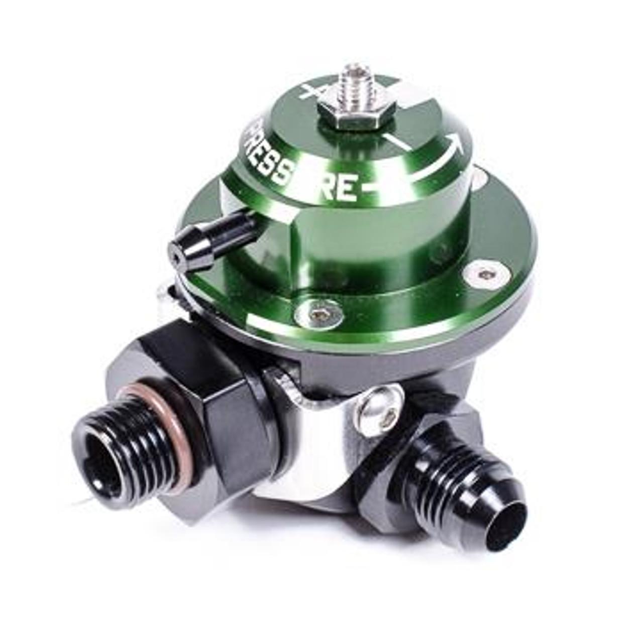 Radium Engineering DMR Fuel Pressure Regulator 8AN ORB (Green) - 20-0223-01