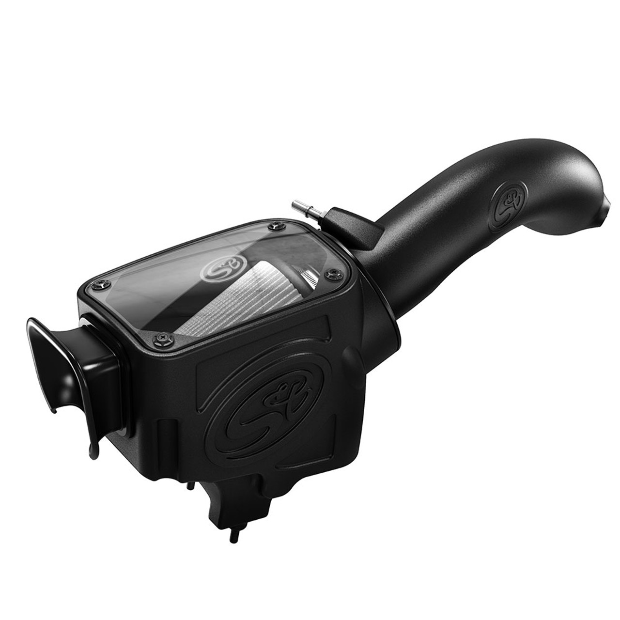 S&B 75-5129D Cold Air Intake for 2019 Jeep Wrangler JL 2.0L Turbo (Dry)