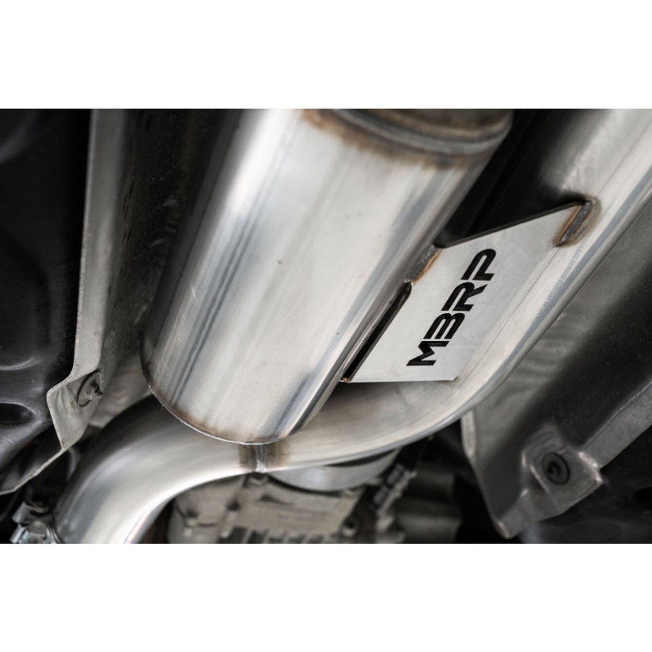 "MBRP Pro Series 3"" Catback Dual Exhaust System For 15-20 Audi S3 - S4601304"