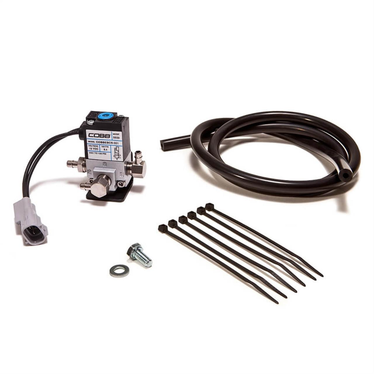 Cobb 3-Port Boost Control Solenoid For 08-14 Subaru WRX / 08-20 STI - 715750