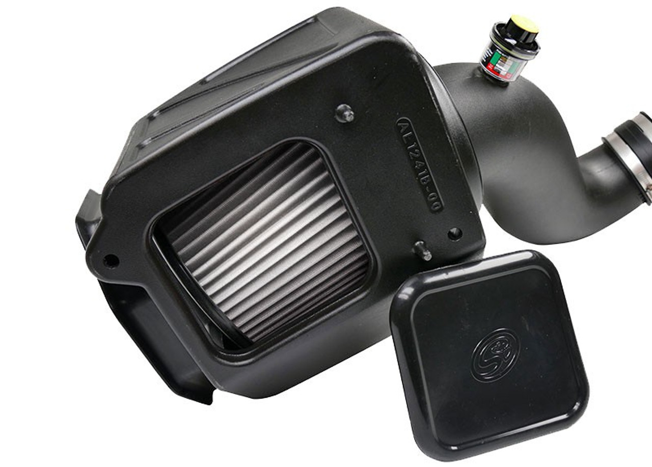 S&B 75-5091D Cold Air Intake for 2007-2010 Chevy / GMC Duramax 6.6L (Dry)