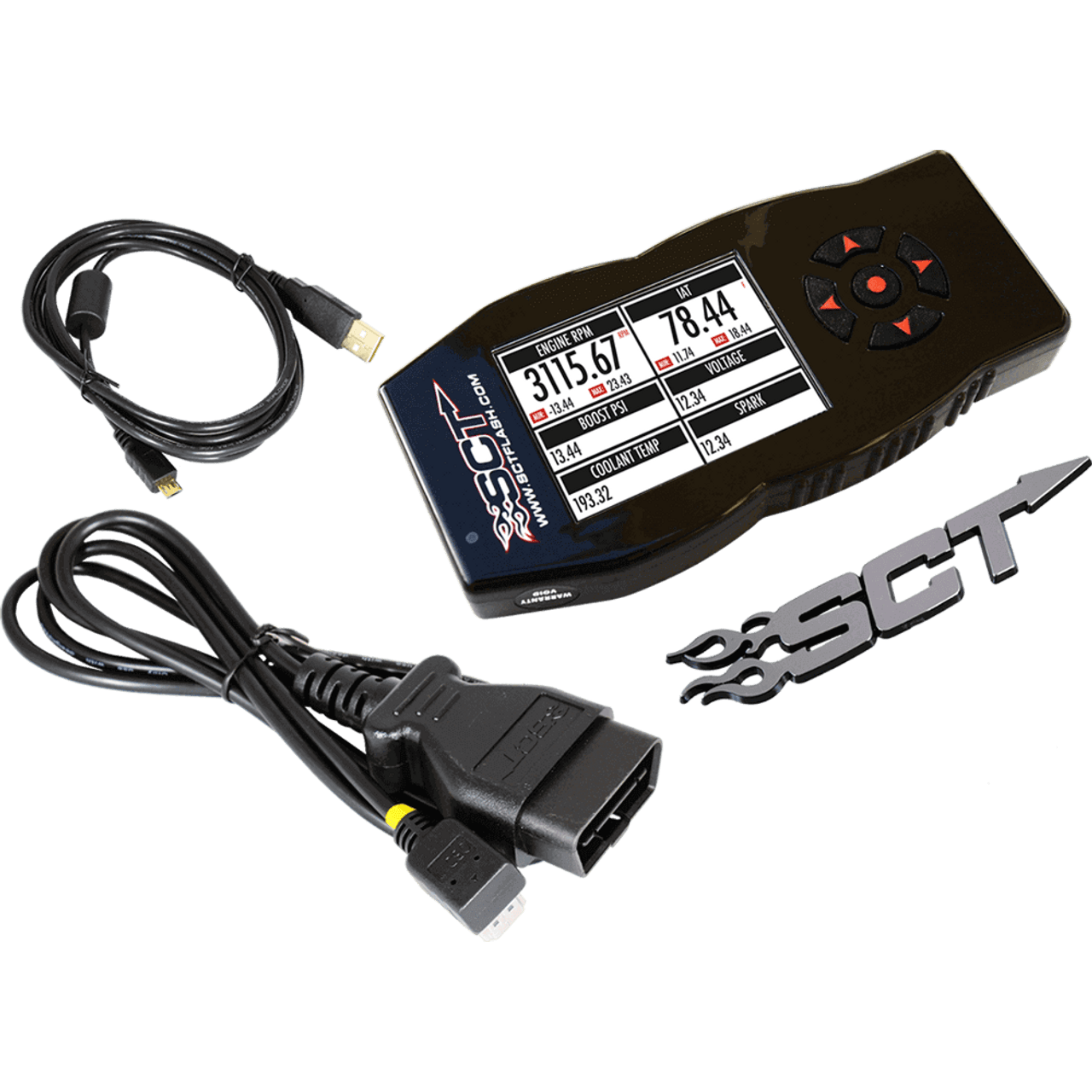 SCT 7015 X4 Performance Programmer For Ford Cars & Trucks