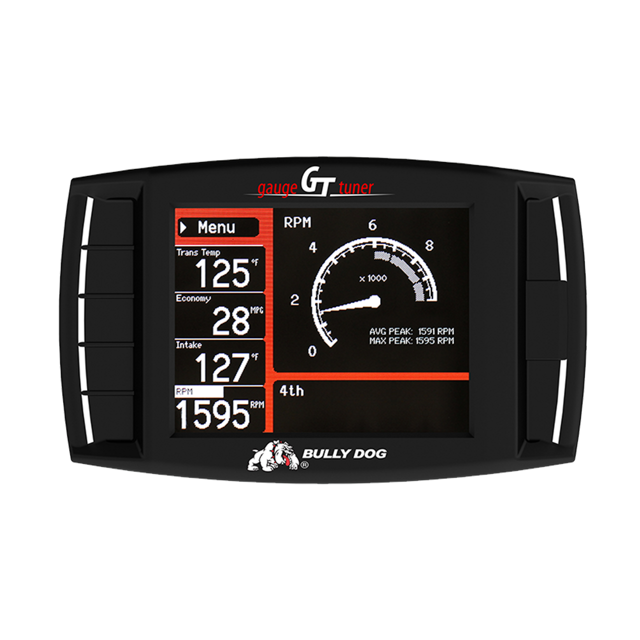 Bully Dog Triple Dog Platinum GT Gas Tuner and Gauge (40417)