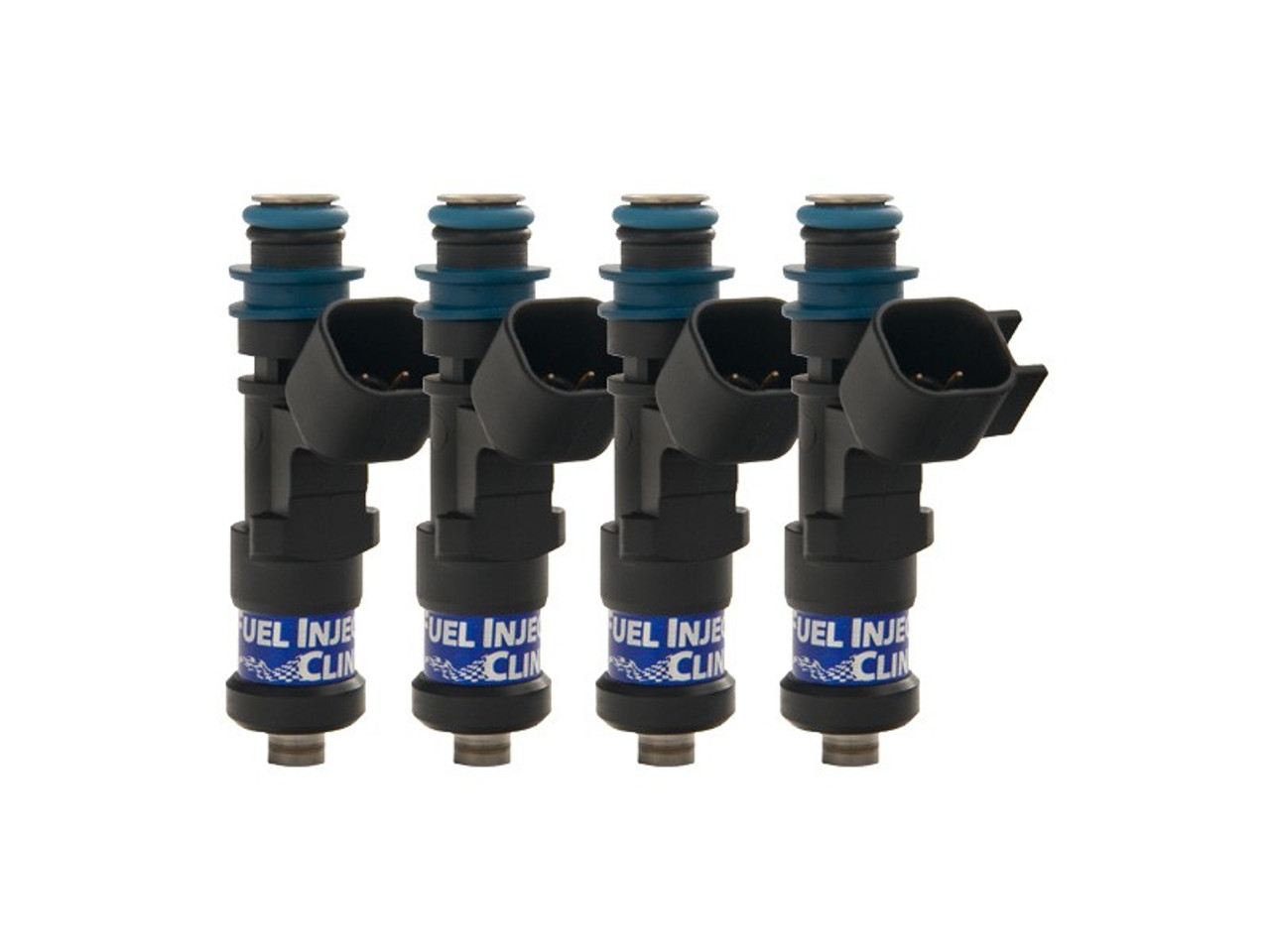 1000cc Subaru WRX('02-'14)/STI ('07+) Fuel Injector Clinic Injector Set (High-Z) (IS175-1000H)