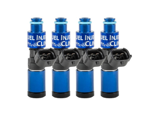 1650cc FIC Mitsubishi Evo 8/9 Fuel Injector Clinic Injector Set (High-Z) (IS126-1650H)