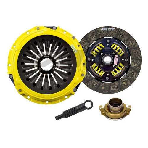 ACT ME3-HDSS Perf Street Sprung Clutch Kit For 08-15 Mitsubishi Evo X