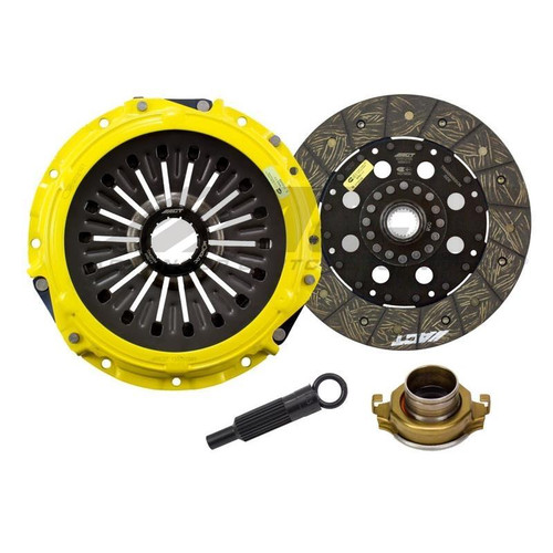 ACT ME3-HDSD Perf Street Rigid Clutch Kit For 08-15 Mitsubishi Evo X