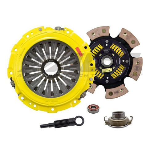 ACT SB10-HDG6 Race Sprung 6 Pad Clutch Kit For 04-19 Subaru STI