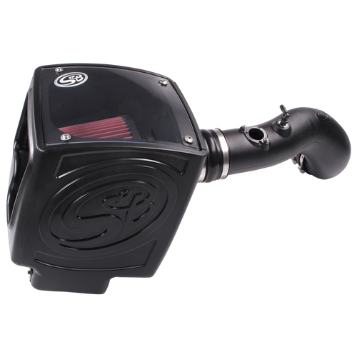 S&B 75-5061-1 Cold Air Intake For 09-15 Silverado/Sierra HD 6.0L