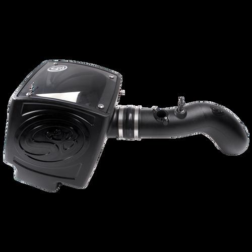 S&B 75-5061-1D Cold Air Intake for 2009-2015 Silverado/Sierra 2500/3500 6.0L (Dry)