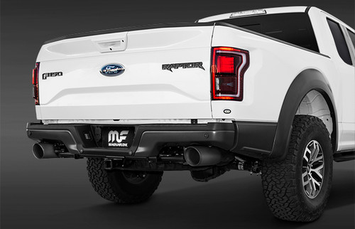 MagnaFlow Street Series Cat-Back Performance Exhaust System For 17-20 Ford F-150 Raptor - 19346