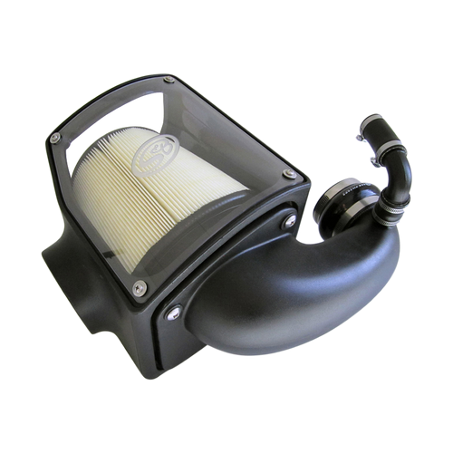 S&B 75-5045D Cold Air Intake For 92-00 Chevy/GMC Duramax 6.5L (Dry)