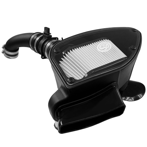 S&B 75-5099D Cold Air Intake for 2009-2015 Volkswagen 2.0L TDI (Dry)