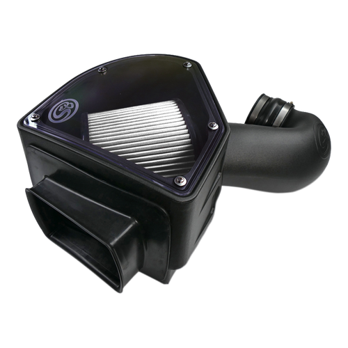 S&B 75-5090D Cold Air Intake for 1994-2002 Dodge Ram Cummins 5.9L (Dry)