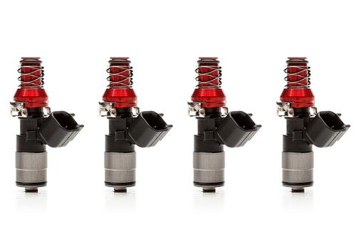 Injector Dynamics ID1050X Injectors W/Adapter For 02-14 WRX/07-17 STI - 1050.48.11.WRX.4-90.3-PNP