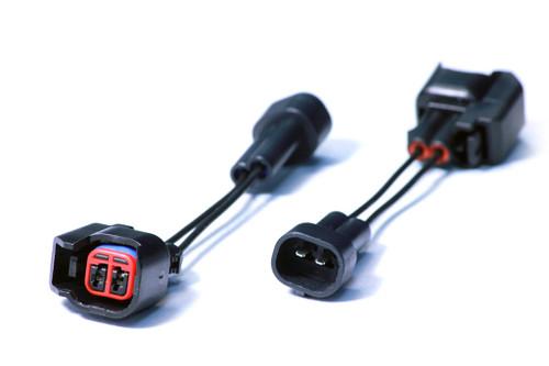 Injector Dynamics ID1300X Injectors W/Adapters For 02-14 WRX/07-17 STI