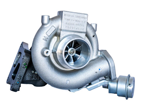 Forced Performance MHI TF06-18K Turbo Upgrade For Mitsubishi Evo 9 - 49S36-A0200