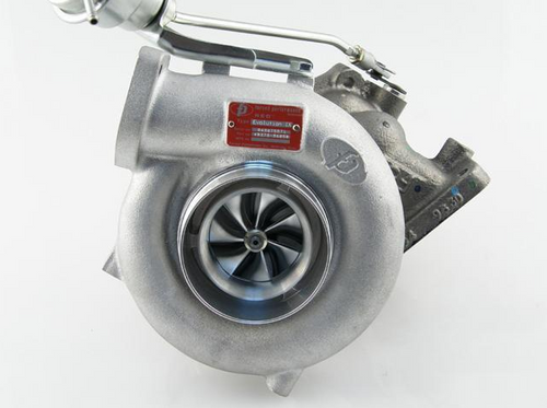 Forced Performance Red 76 HTZ JB Turbocharger for 2006 Mitsubishi Evo 9