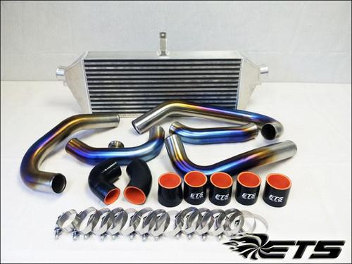 ETS Stock Turbo Titanium Intercooler Piping Kit For 15+ Subaru STI - 200-30-ICP-013