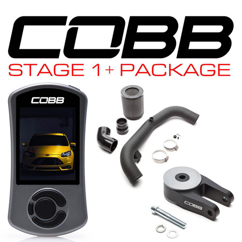 Cobb Stage 1+ Power Package For 13-18 Ford Focus ST - FOR004001P