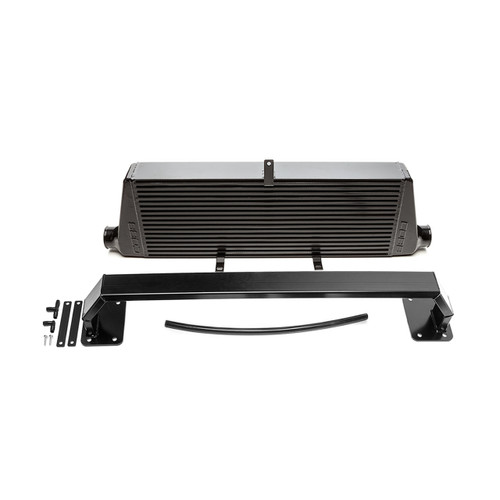 Cobb Front Mount Intercooler Kit (Black) For 11-14 Subaru STI - 715500-BK