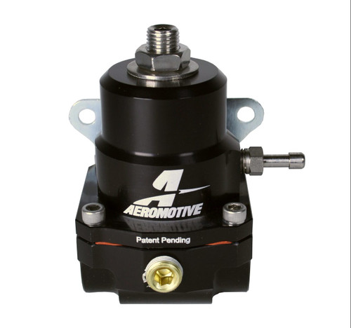 Aeromotive A1000 Adjustable EFI Regulator (2) -6 Inlet/-6 Return - 13138