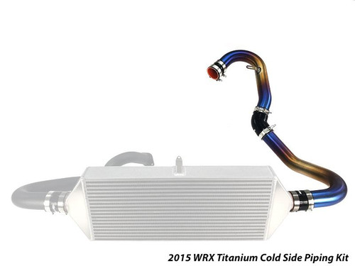 ETS Titanium Cold Side Piping Kit For 2015+ Subaru WRX - 200-40-ICP-010