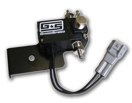 GrimmSpeed 3-Port Electronic Boost Control Solenoid For Evo X – 057033