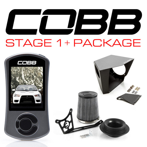 Cobb Stage 1+ Power Package For 08-15 Mitsubishi EVO X - MIT002001P