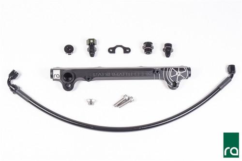 Radium Engineering Fuel Rail Kit For Mitsubishi Evo X - 20-0112-10