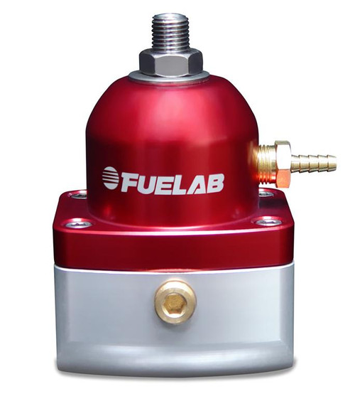 Fuel Lab 51502-2 Fuel Pressure Regulator w/ (2) -6AN Inlet/ (1) -6AN Return