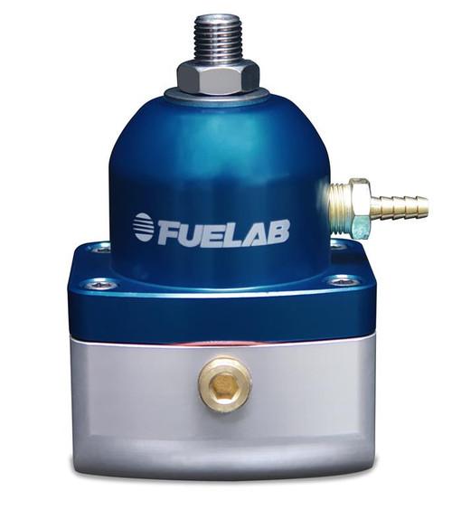 Fuel Lab 51502-3 Fuel Pressure Regulator w/ (2) -6AN Inlet/ (1) -6AN Return